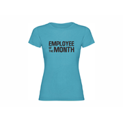 Woman T-shirt Employee