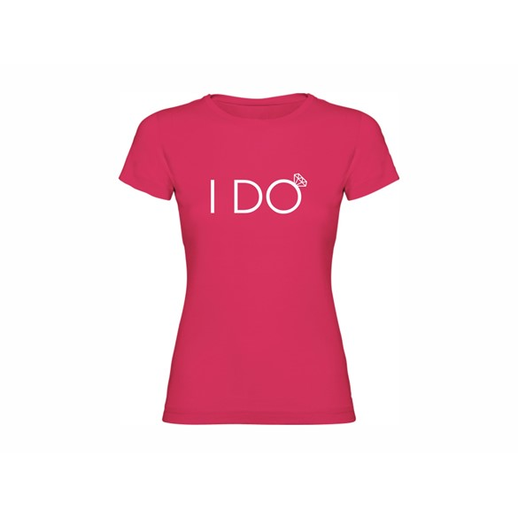 Woman T-shirt I DO