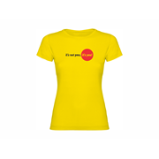 Woman T shirt It's not pms