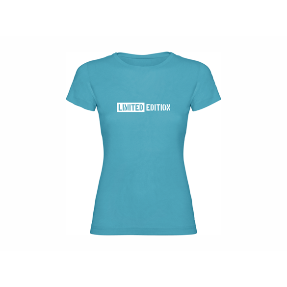Woman T shirt Limited Edition