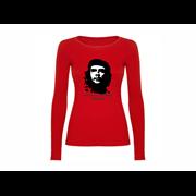 Woman T shirt LS Che Guevara