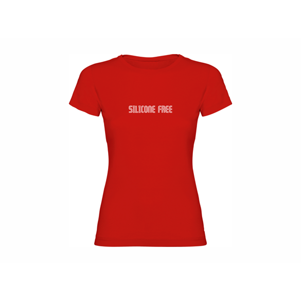 Woman T Shirt Silicone free