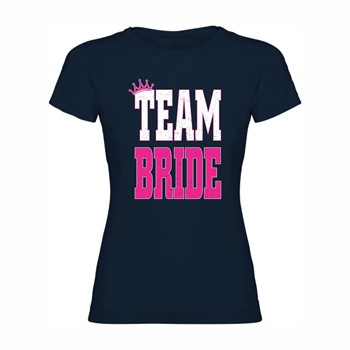 Woman T-shirt Team bride
