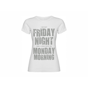 Woman T-shirt Weekend