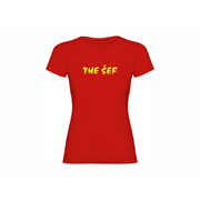Women Shirt The Šef
