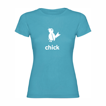 Women T shirt Chick