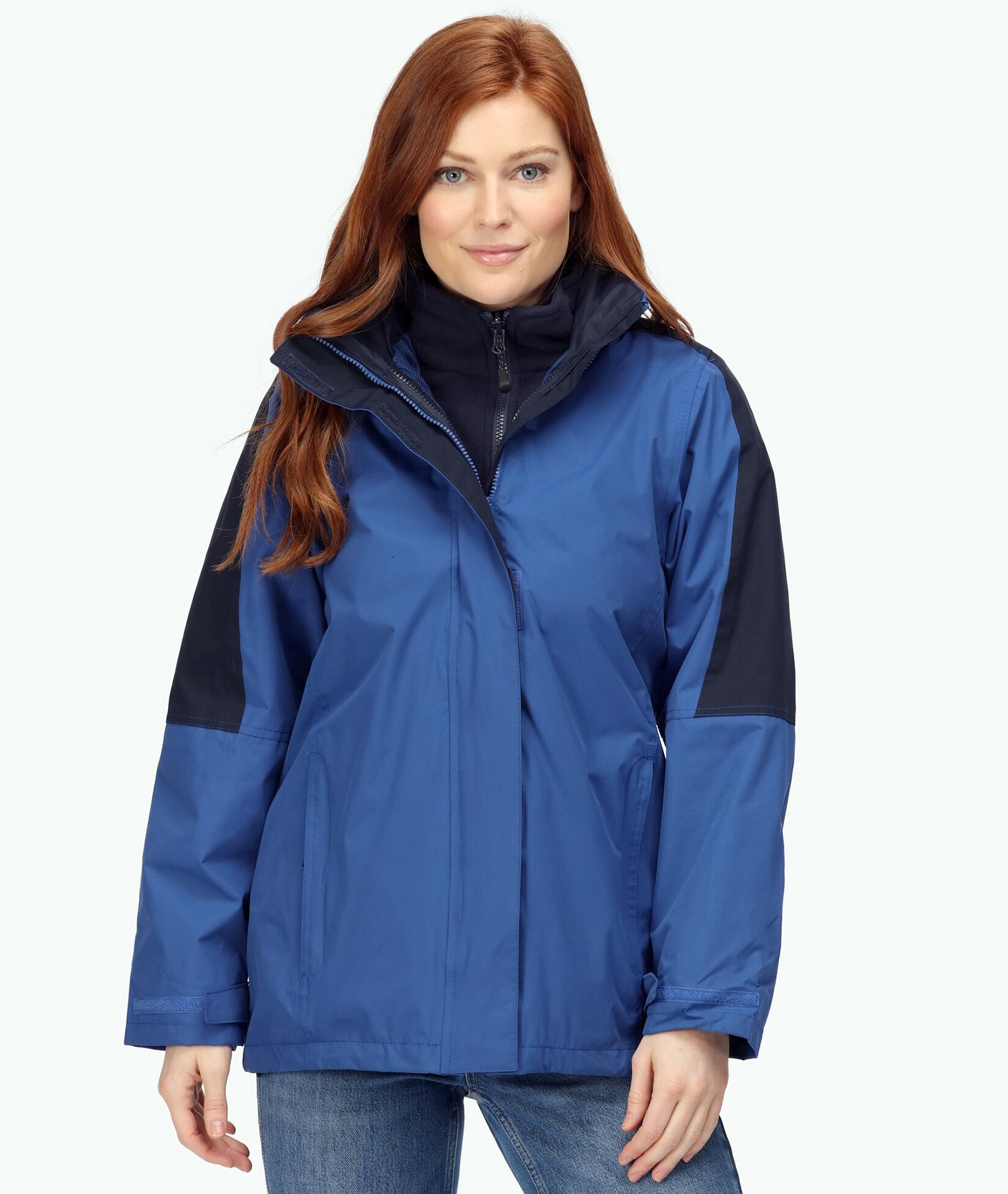 WOMEN'S 3-IN-1 JACKET REGATTA DEFENDER III