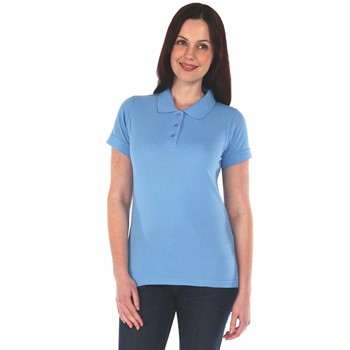 Women's Cotton Polo Shirt Regatta CLASSIC