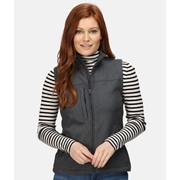 Women's SOFTSHELL BODYWARMER Regatta Flux