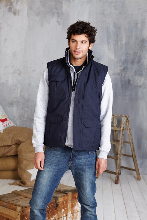 WORKER - BODYWARMER