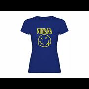 Ženska majica Nirvana