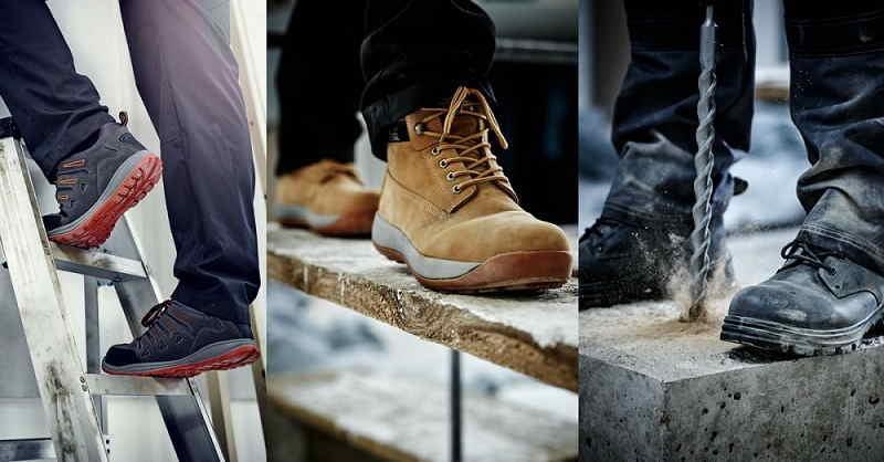 Končno delovni čevlji, ki so vrhunski v vseh pogojih - dokazano