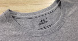 What makes up a quality T shirt?