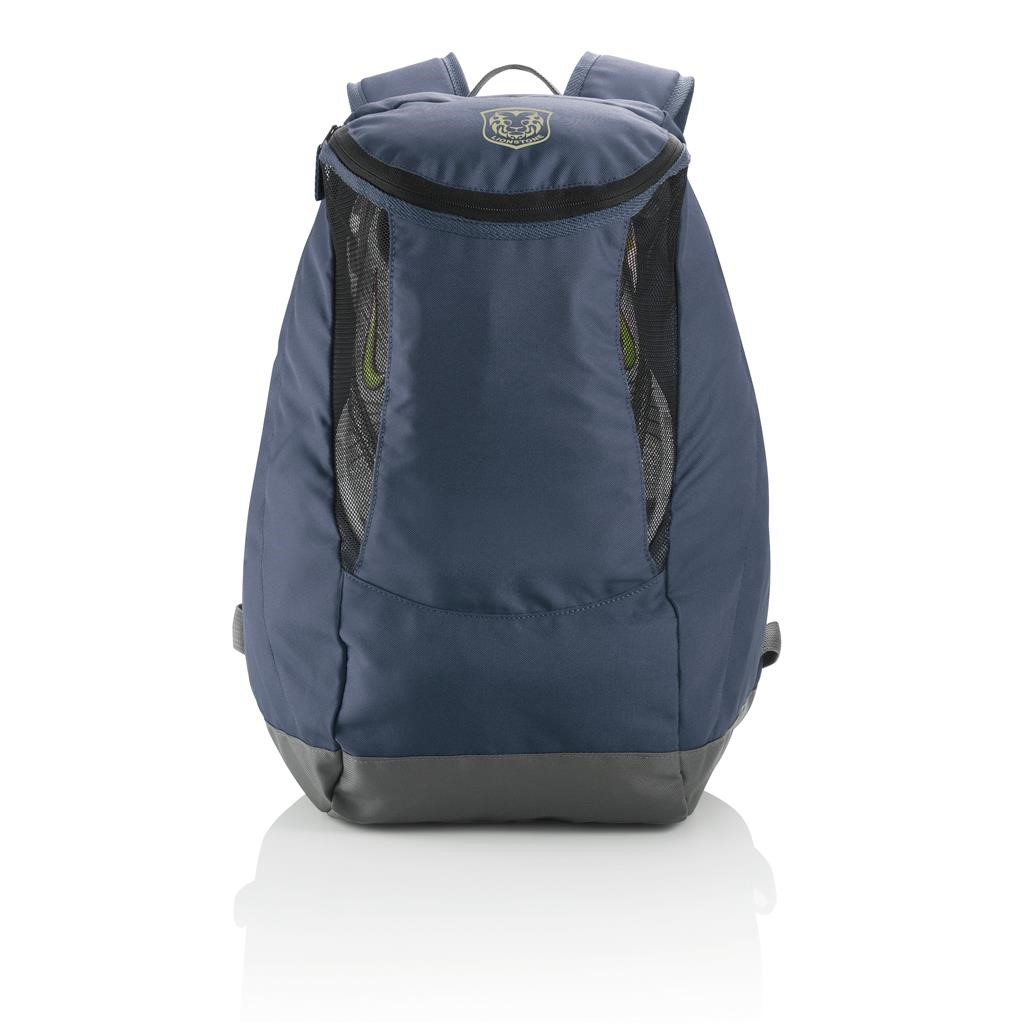 backpack with sport shoe compartment