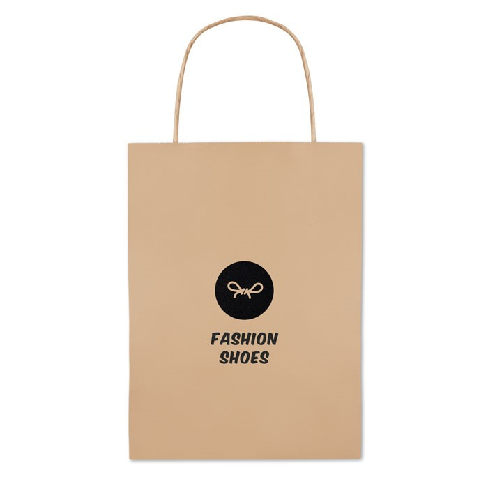 Paper Small Gift Bag Size